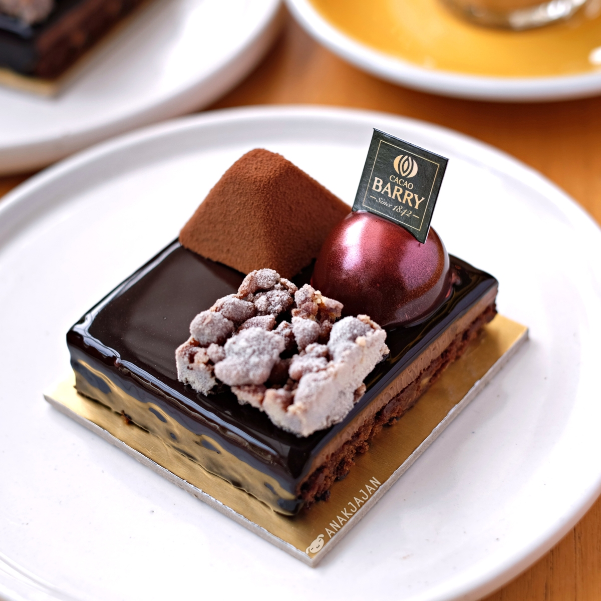Cacao Barry Purity From Nature Couverture Chocolate Voucher Eric Kayser