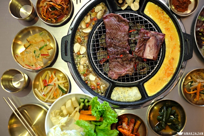 SEO SEO GALBI KOREAN BBQ – PIK, Jakarta