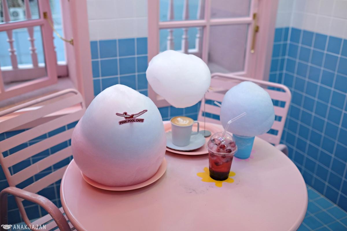 [KOREA] STYLENANDA PINK HOTEL & PINK POOL CAFE - Myeongdong, Seoul