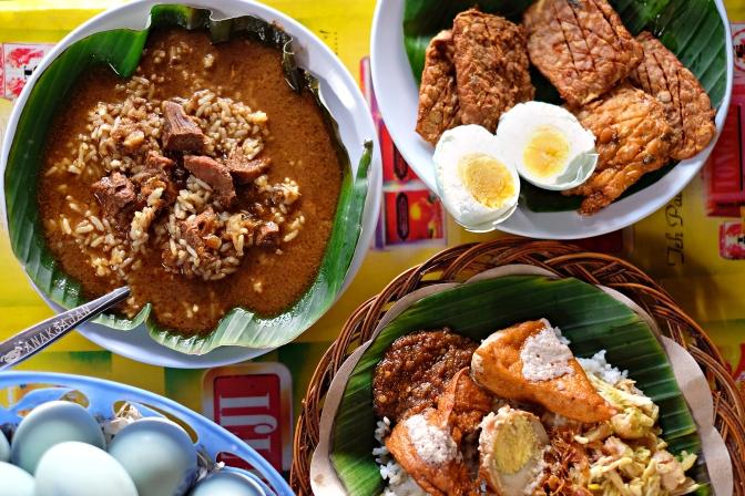 NASI GANDUL BU ENDANG – Pesanggrahan, Puri, Jakarta