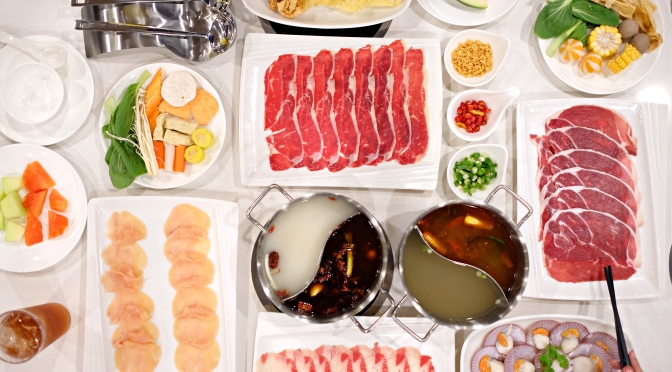 LAC MEI CHE HOTPOT ALL YOU CAN EAT, Jakarta –  辣妹子火锅 自助餐