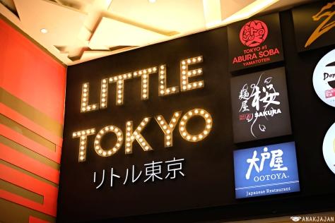 Little Tokyo Sushi Restaurants