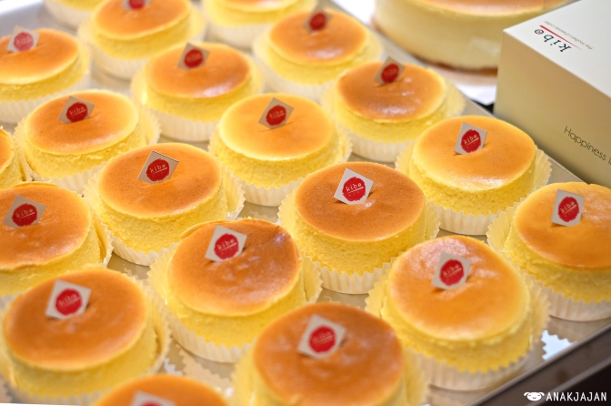 KIBO CHEESE CAKE – Jakarta