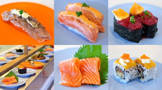 SUSHI GO! PIK AVENUE – One Price Sushi Rp15.000