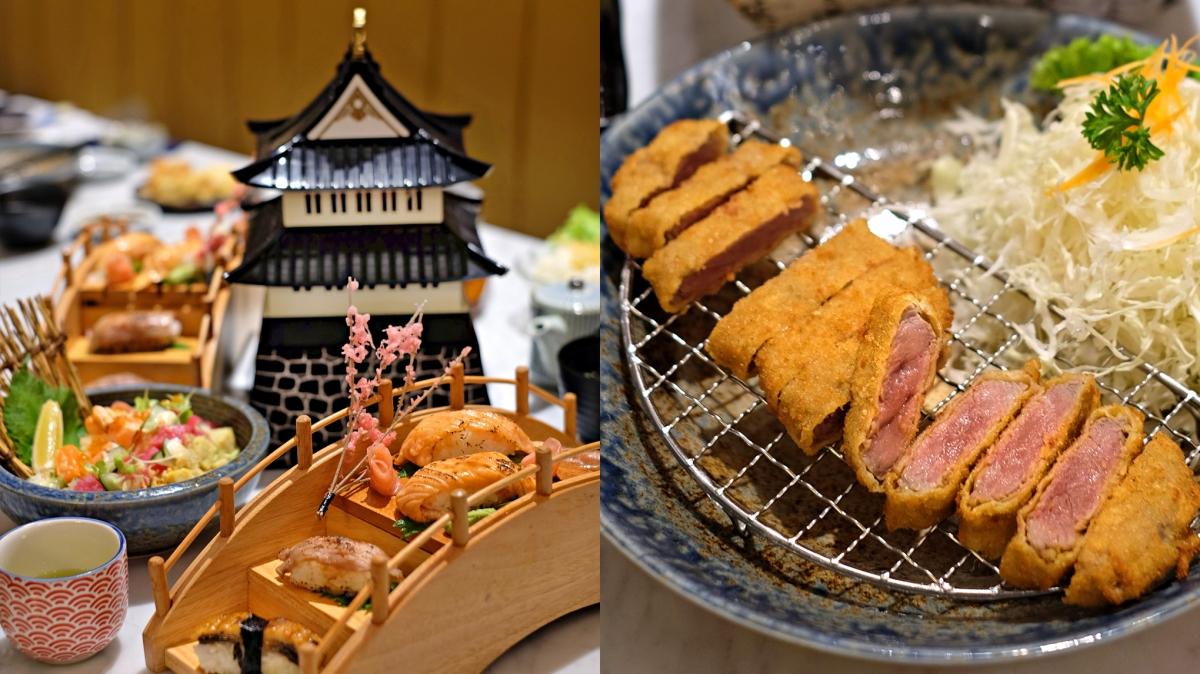 Osaka Sushi Cafe Menu