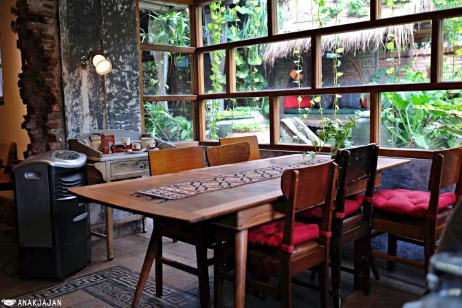 ARJUNA CAFE & PHOTO STUDIO – Wijaya, Jakarta