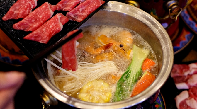 BEAUTY HOT POT All You Can Eat – GAJAHMADA, Jakarta