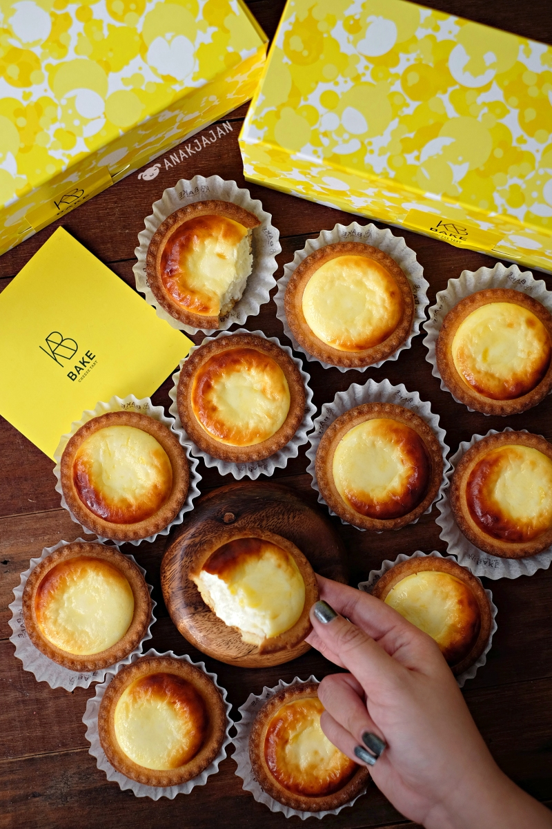 [NEW] BAKE CHEESE TART - GRAND INDONESIA, Jakarta