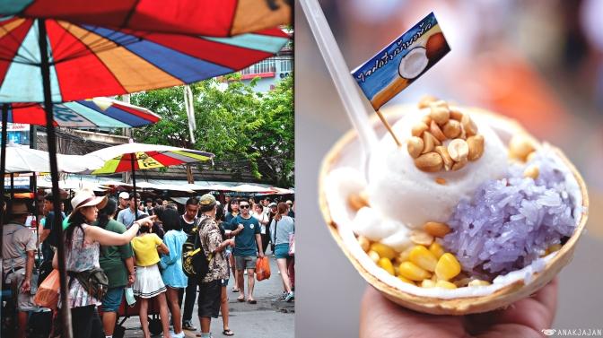 [THAILAND] CHATUCHAK WEEKEND MARKET – Bangkok