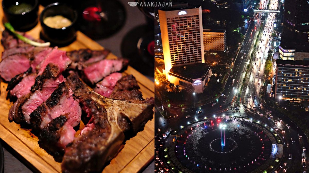 [NEW] ALTITUDE GRILL - THE PLAZA, Jakarta