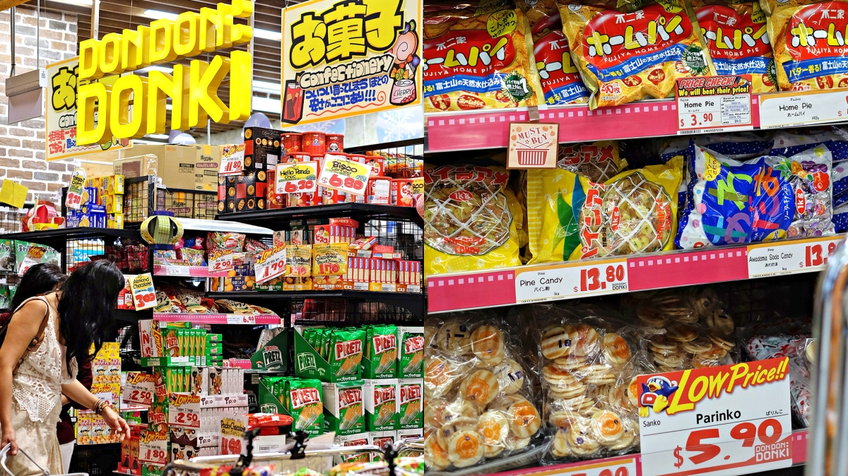 [SINGAPORE] DON DON DONKI - Orchard Central