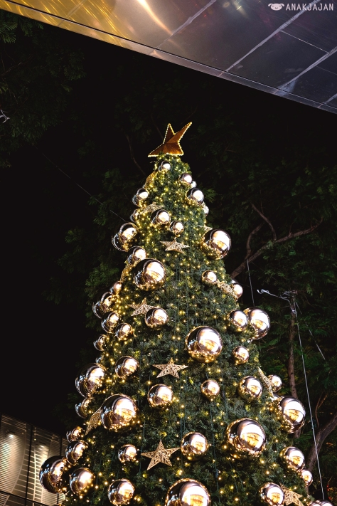 singapore  christmas lights  u2013 orchard road  winter