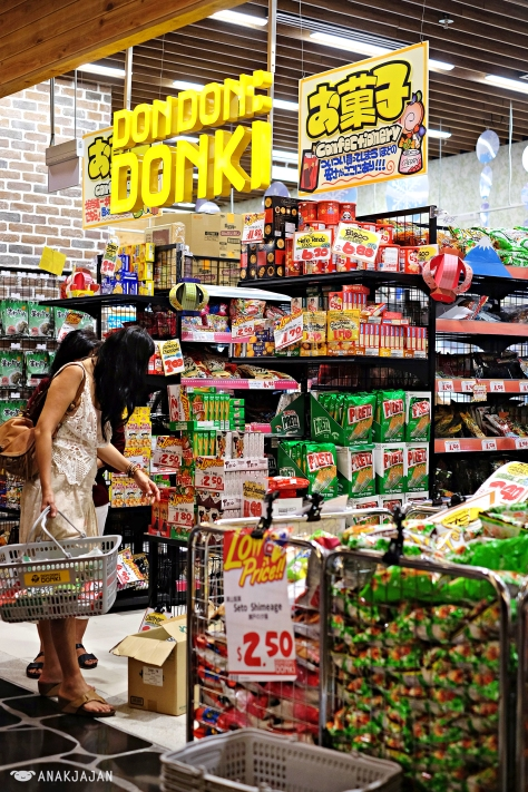 Singapore Don Don Donki Orchard Central Anakjajan Com