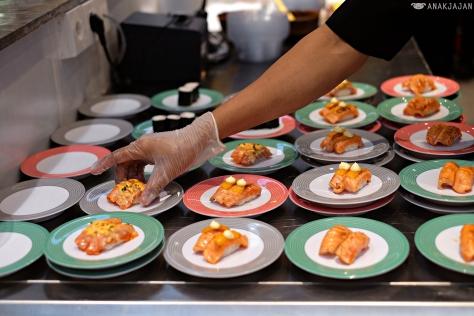 Sushi Go Grand Indonesia Jakarta Anakjajan Com