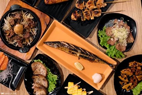 Amakara Japanese Restaurant