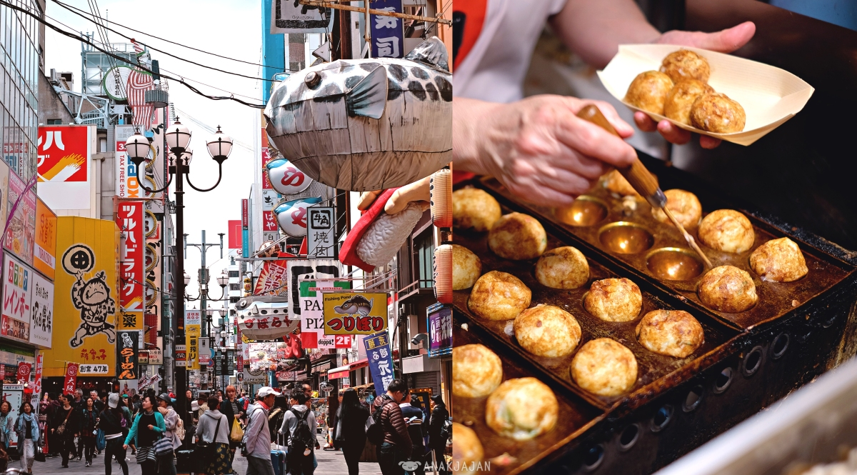 [JAPAN] OSAKA FOOD & TRAVEL GUIDE - TOP Things to Do, Eat, & Visit