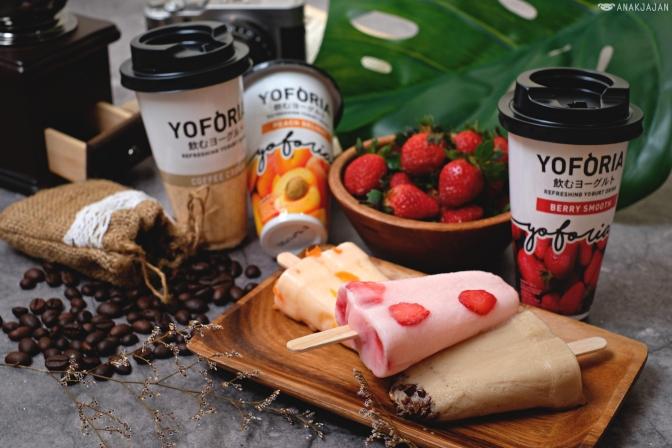 YOFORIA – Refreshing Yoghurt Drink