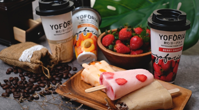 YOFORIA – Refreshing Yoghurt Drink