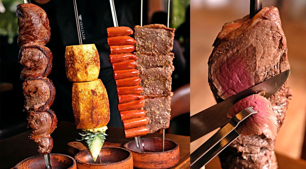 Brazillian Steak House Menu Restaurant Midland Tx