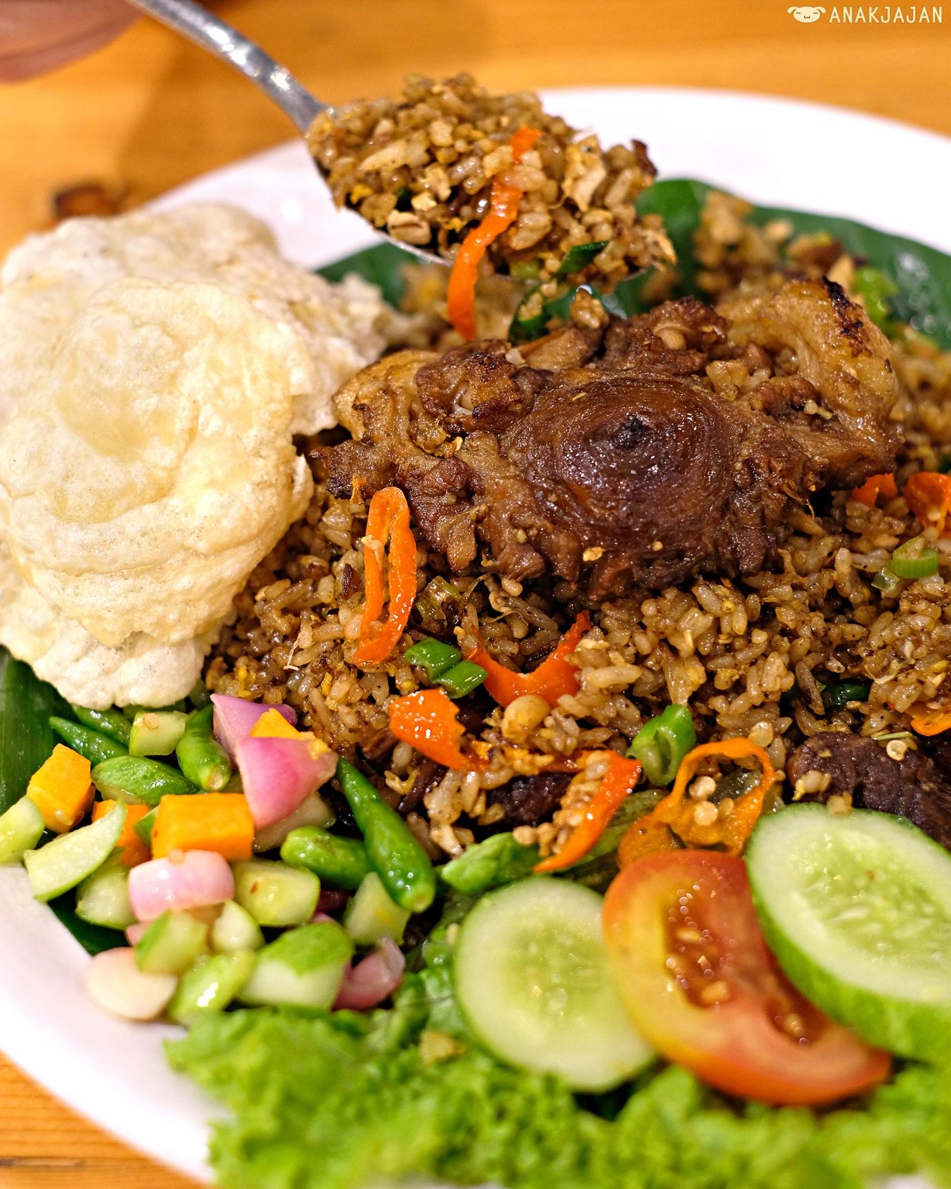 Warung Wakaka Roti Nougat Ayam Geprek Etc New Menu