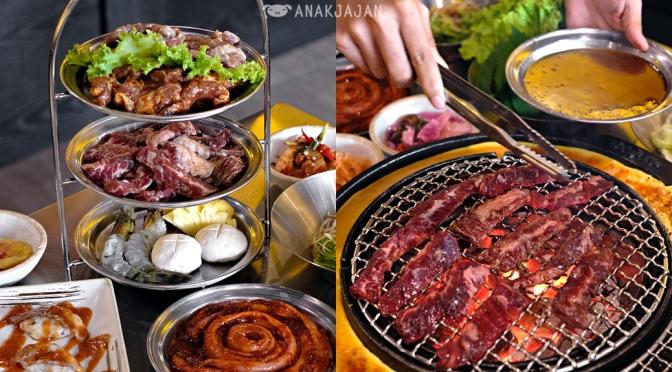 MAGAL KOREAN BBQ HOUSE – Mal Kelapa Gading 3, Jakarta
