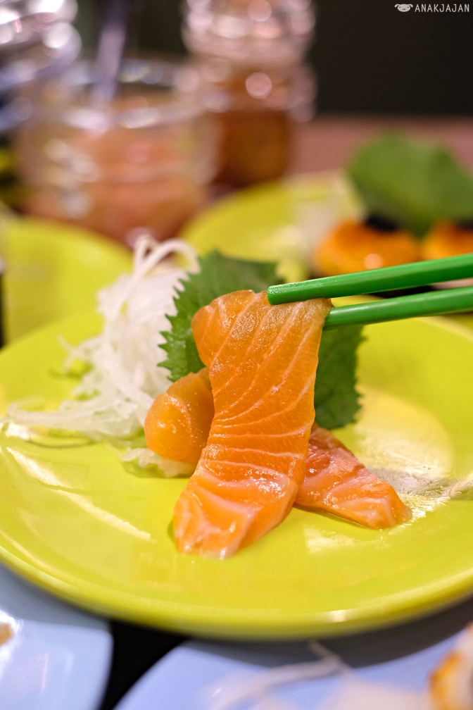SUSHIGROOVE – IDR 15k One Price Sushi Menu