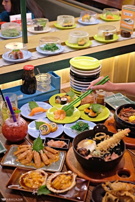 Sushi Cafe Menu Luling