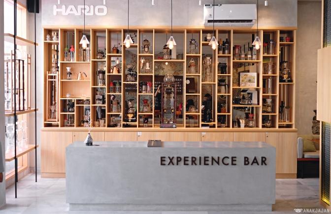 HARIO CAFE – PLUIT, Jakarta