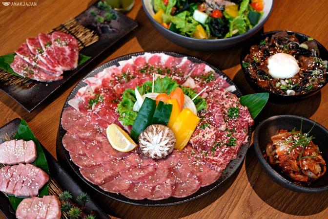 WAKI JAPANESE BBQ – THAMRIN, Jakarta