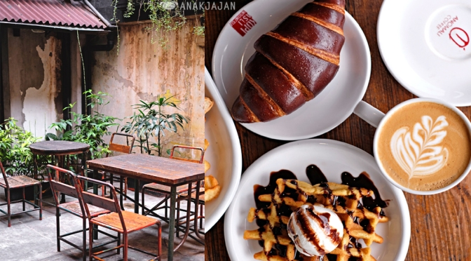 ANOMALI COFFEE – Jakarta