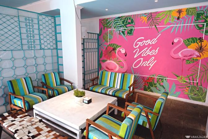 PIKNIK CAFE – ARIF INN, LEBAK BULUS, Jakarta
