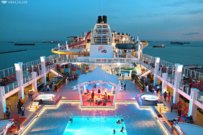 [SINGAPORE] GENTING DREAM CRUISE Experience