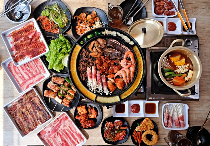 SSIKKEK KOREAN BBQ BUFFET – Jakarta