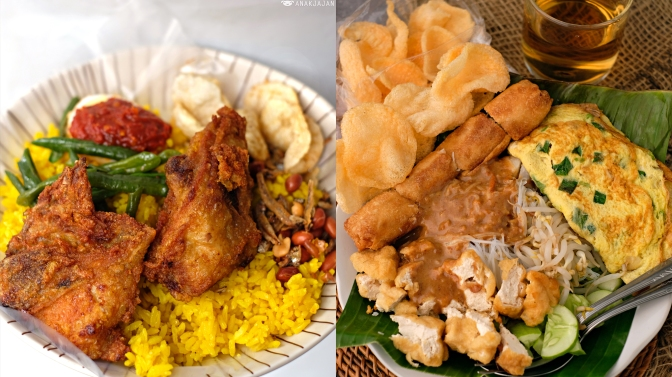 MUST TRY INDONESIAN FOOD with GO-FOOD