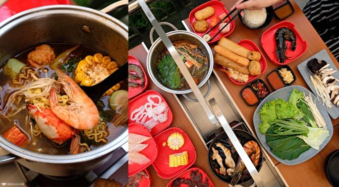 NAHM THAI SUKI & BBQ – Jakarta