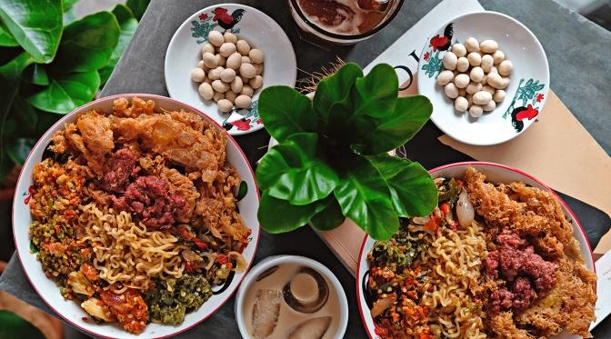 KOPI SUSU BU LURAH FATMAWATI – Jakarta