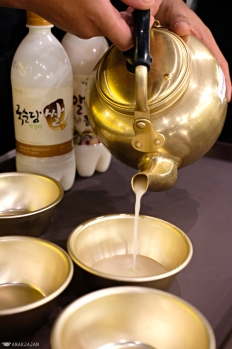 Makgeolli (coming soon)