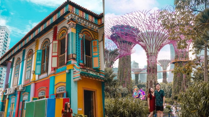 SINGAPORE TRAVEL GUIDE + ITINERARY: Best Places to Visit