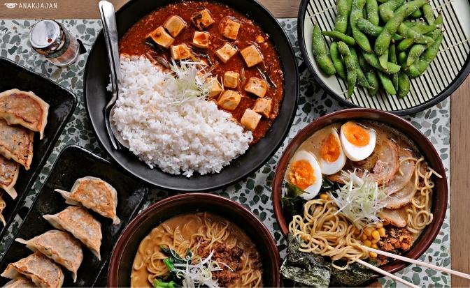 CHIN MA YA Japanese Ramen – Gading Serpong