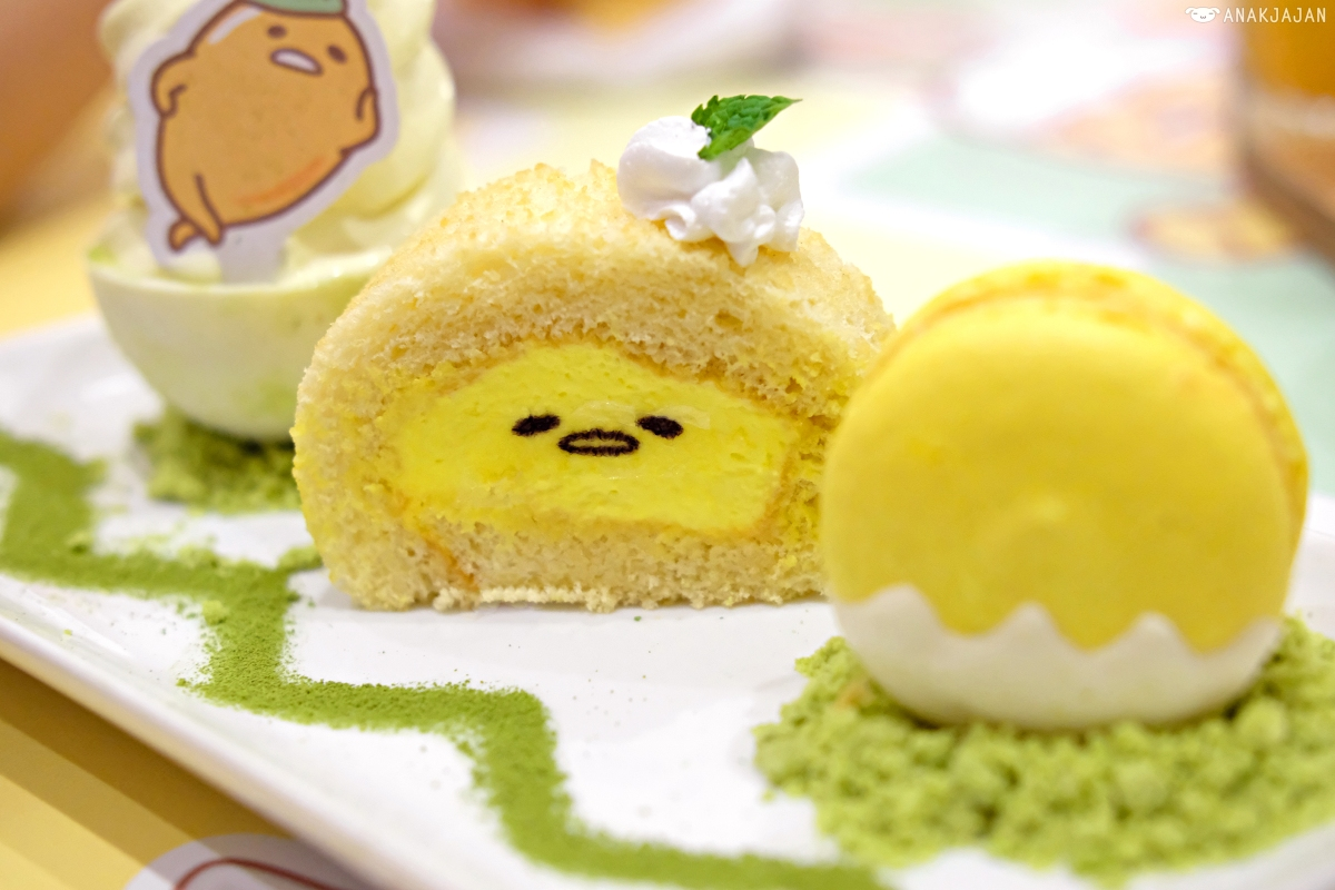 GUDETAMA CAFE - SHIROKUMA, Jakarta (WIN A TRIP TO JAPAN✈️🇯🇵)