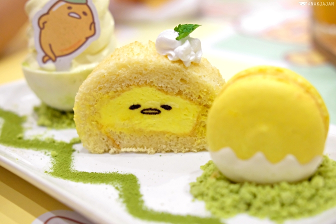 GUDETAMA CAFE – SHIROKUMA, Jakarta (WIN A TRIP TO JAPAN✈️🇯🇵)