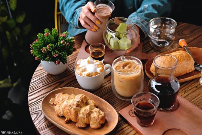 COPAS Coffee Shop – PIK, Jakarta
