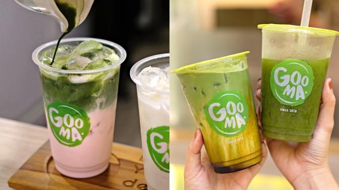 GOOMA Tea Bar – Jakarta