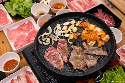 Simhae Idr 99k Korean Bbq All You Can Eat Jakarta Anakjajan Com