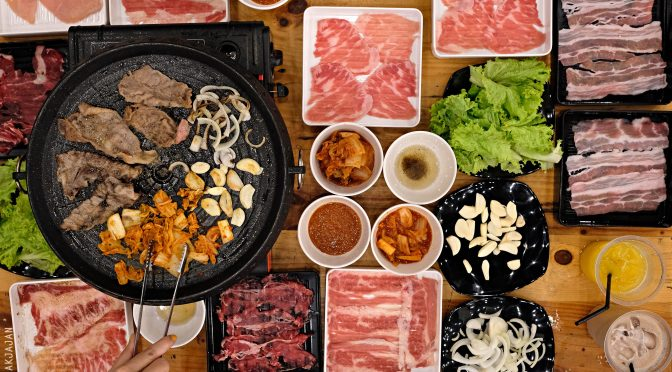 SIMHAE – IDR 99K KOREAN BBQ All You Can Eat, Jakarta
