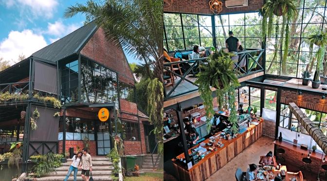 FINCH COFFEE & KITCHEN – SENTUL, Bogor