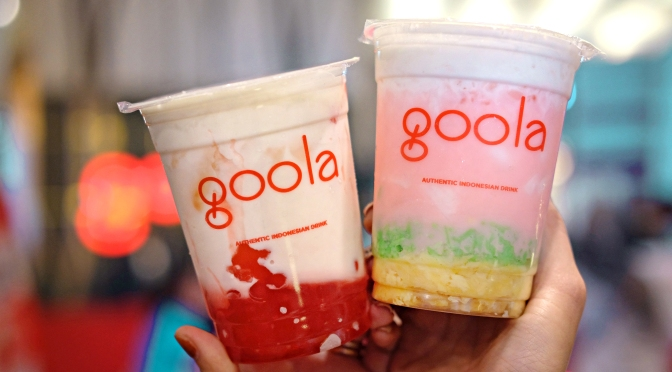 GOOLA – Authentic Indonesian Drinks, Jakarta