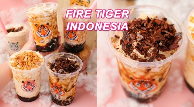 FIRE TIGER INDONESIA – Jakarta