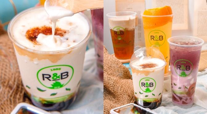 R&B TEA INDONESIA – Jakarta