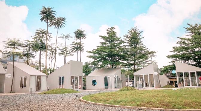 KUMULO – THE BREEZE BSD, Tangerang